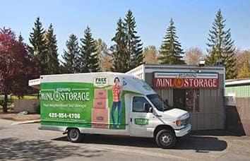 Storage facility in Redmond