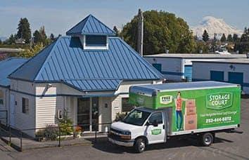 Storage facility in Tacoma