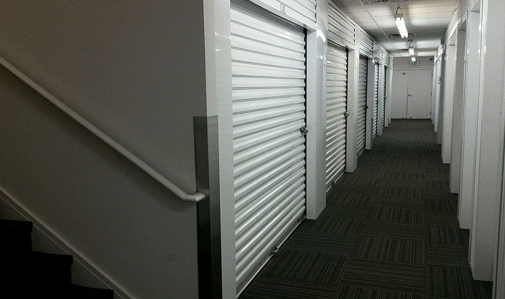 Ground floor self storage in Bellingham