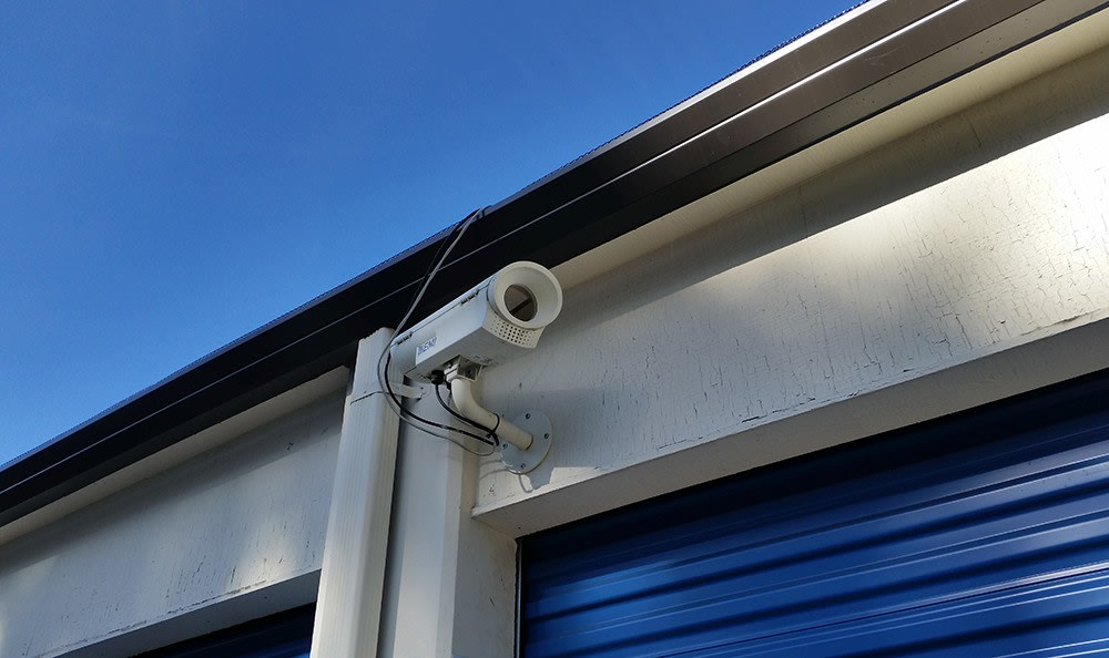 24-hour surveillance at self storage in Federal Way