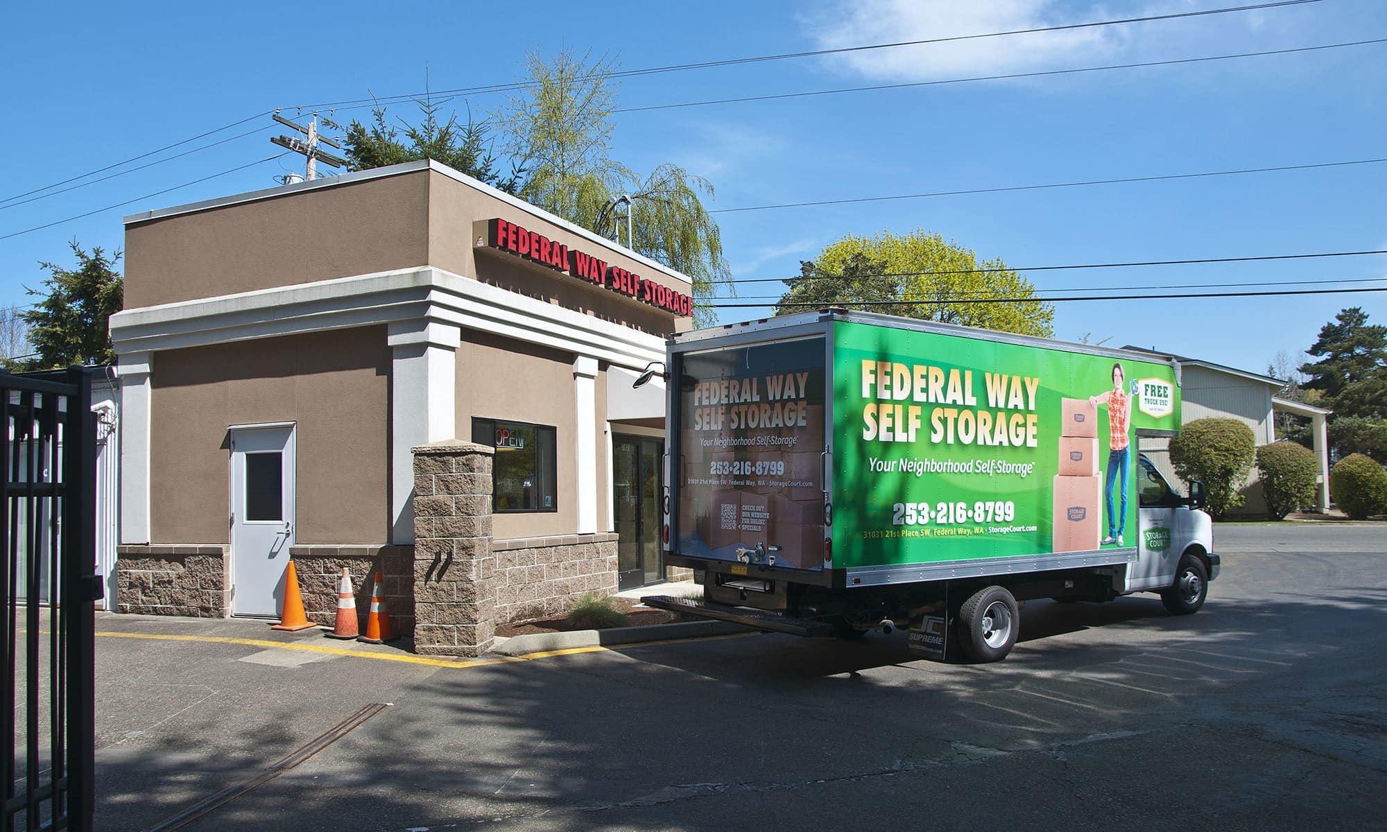 Self Storage In Federal Way Wa