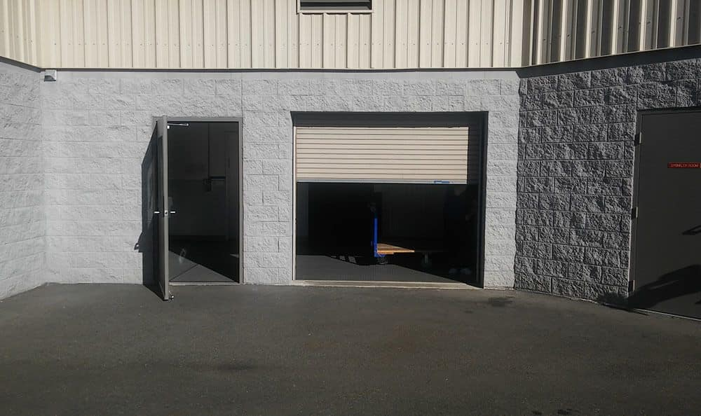 Outside storage units available in Mercer Island