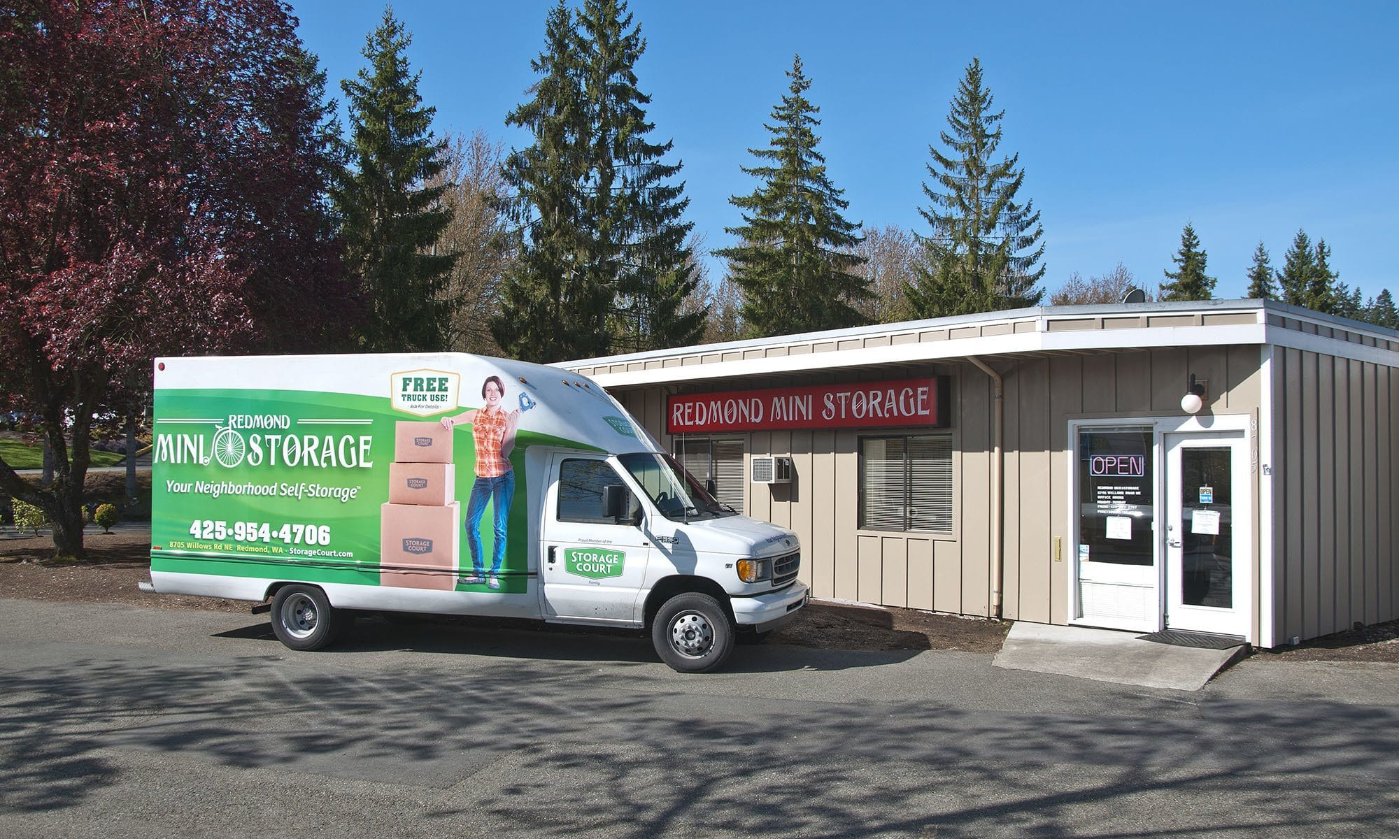 Superieur Self Storage In Redmond WA