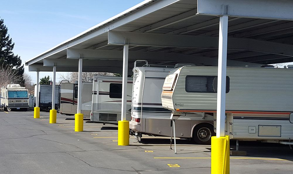 RV self storage in Yakima