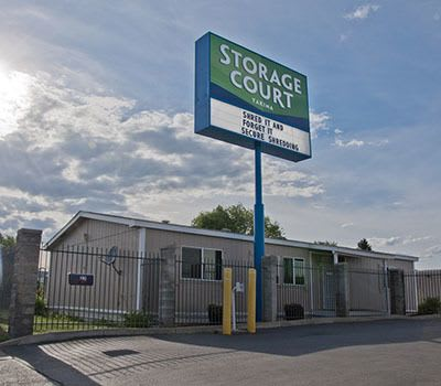 Storage options that will have you smiling at Storage Court of Yakima