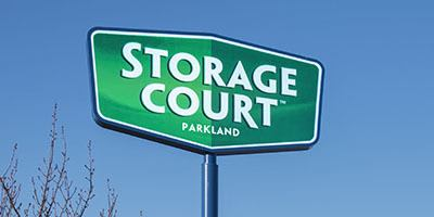 Come see our amazing facility at Storage Court of Parkland