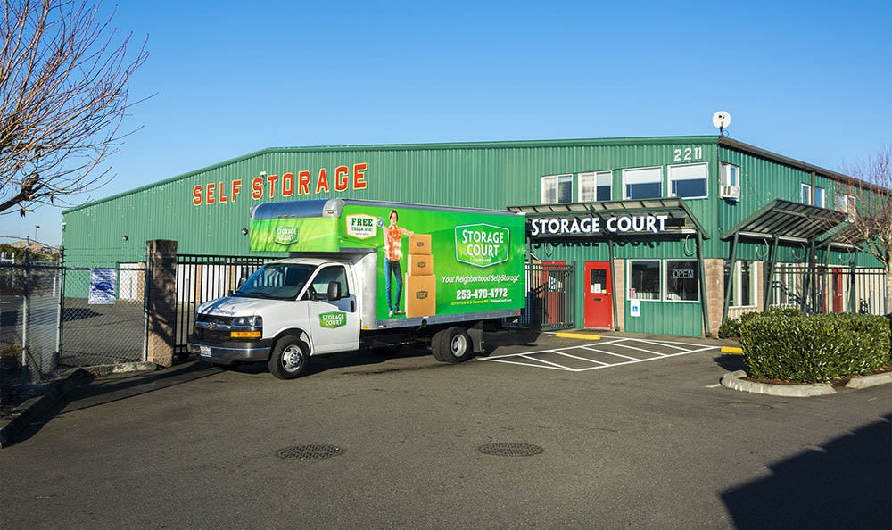 Welcome to safe and secure storage in Parkland