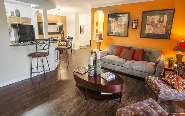 Dining Room In 2 Bedroom Apartments In Humble Texas