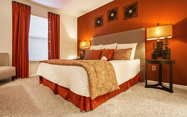 Master Bedroom In 2 Bedroom Apartments In Humble Texas