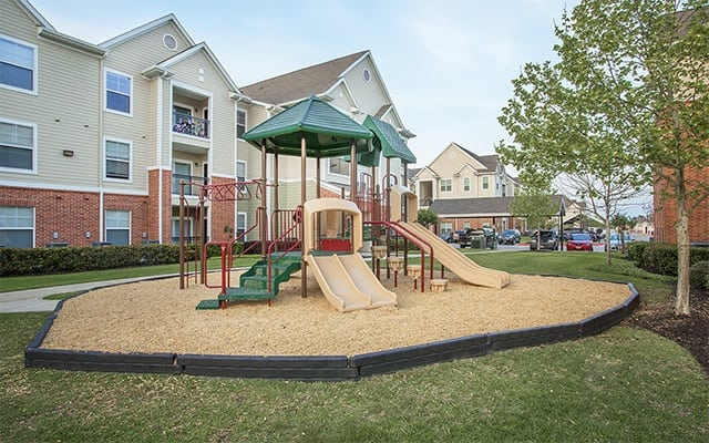Playground At Apartments In Humble Texas