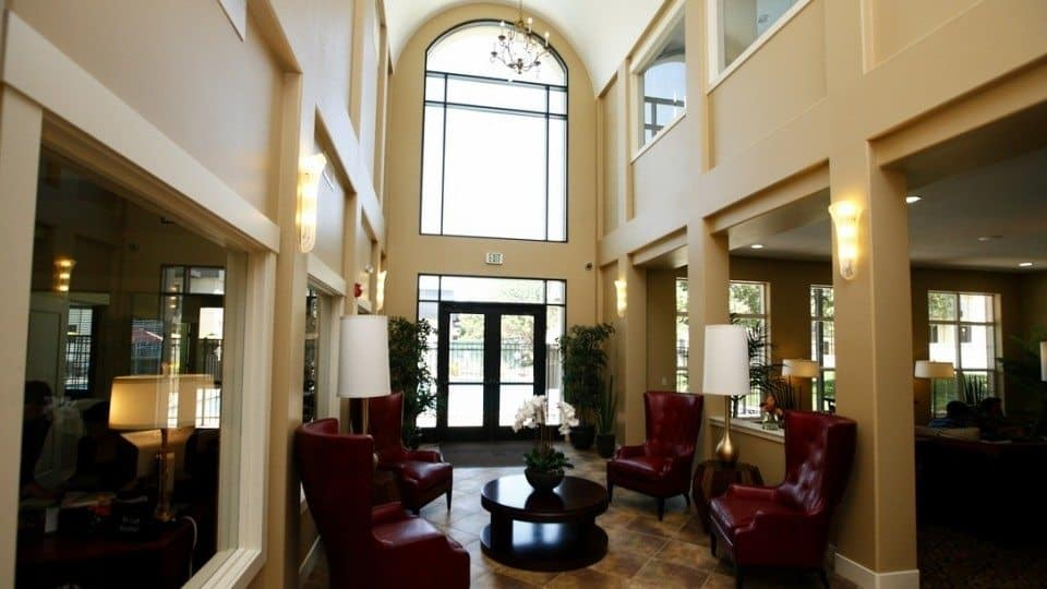 Leasing Office At Apartments In Denver Colorado