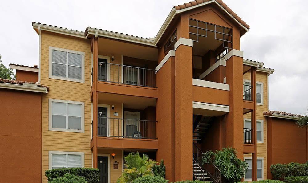 Apartment exterior at Advenir at Polos East in Orlando, FL
