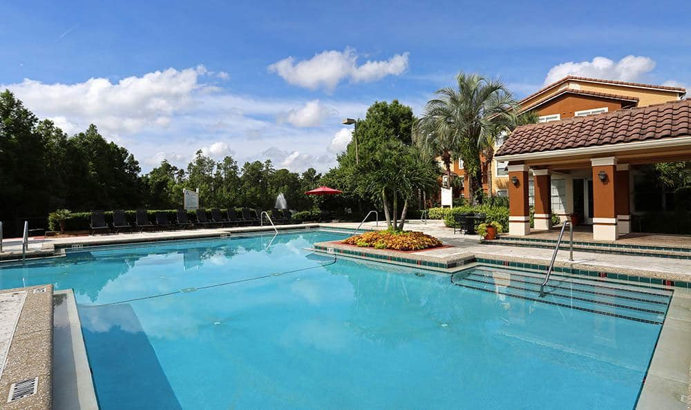 Pool at Advenir at Polos East in Orlando