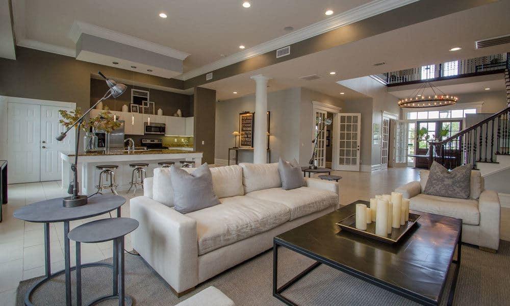 Sugar Land Apartments Lounge And Lobby