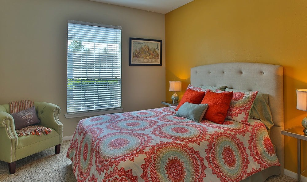 At the end of the day, there's no better place than your large bedroom at Advenir At Stone Park