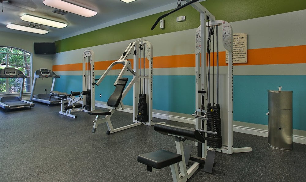 Need to get in shape? Live at Advenir At Stone Park and our fully equipped fitness center will be at your disposal!