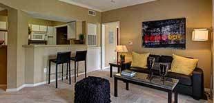 Apartments in Houston has elegant amenities.