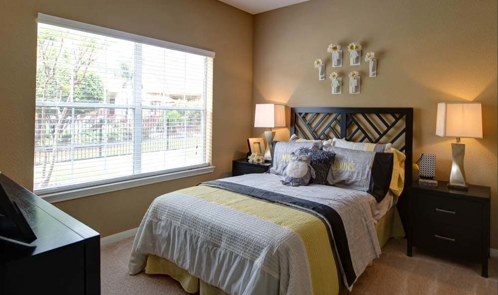Advenir at The Med Center offers elegant amenities to go with their elegant apartments.