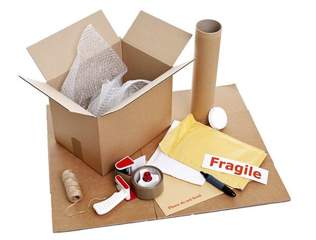 We offer boxes, packing tape, and other convenient moving supplies at our Magellan Storage locations.