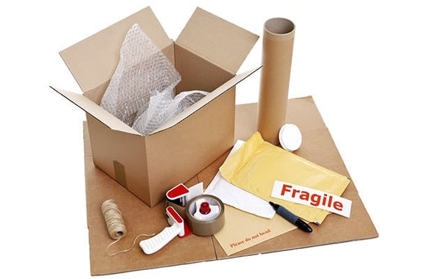 We offer packing and moving supplies at Magellan Storage facilities.