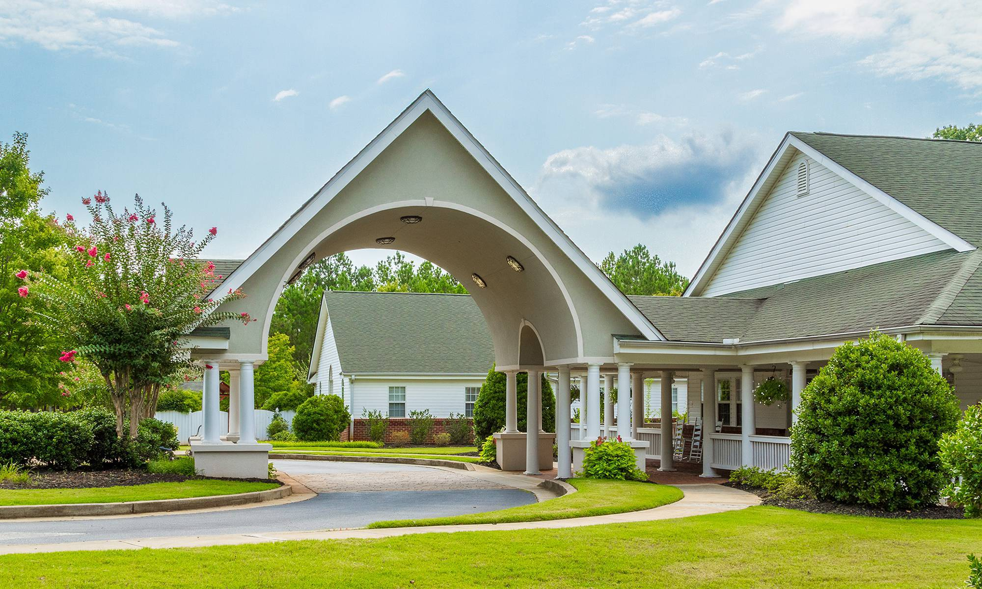 Senior living in Roswell, GA