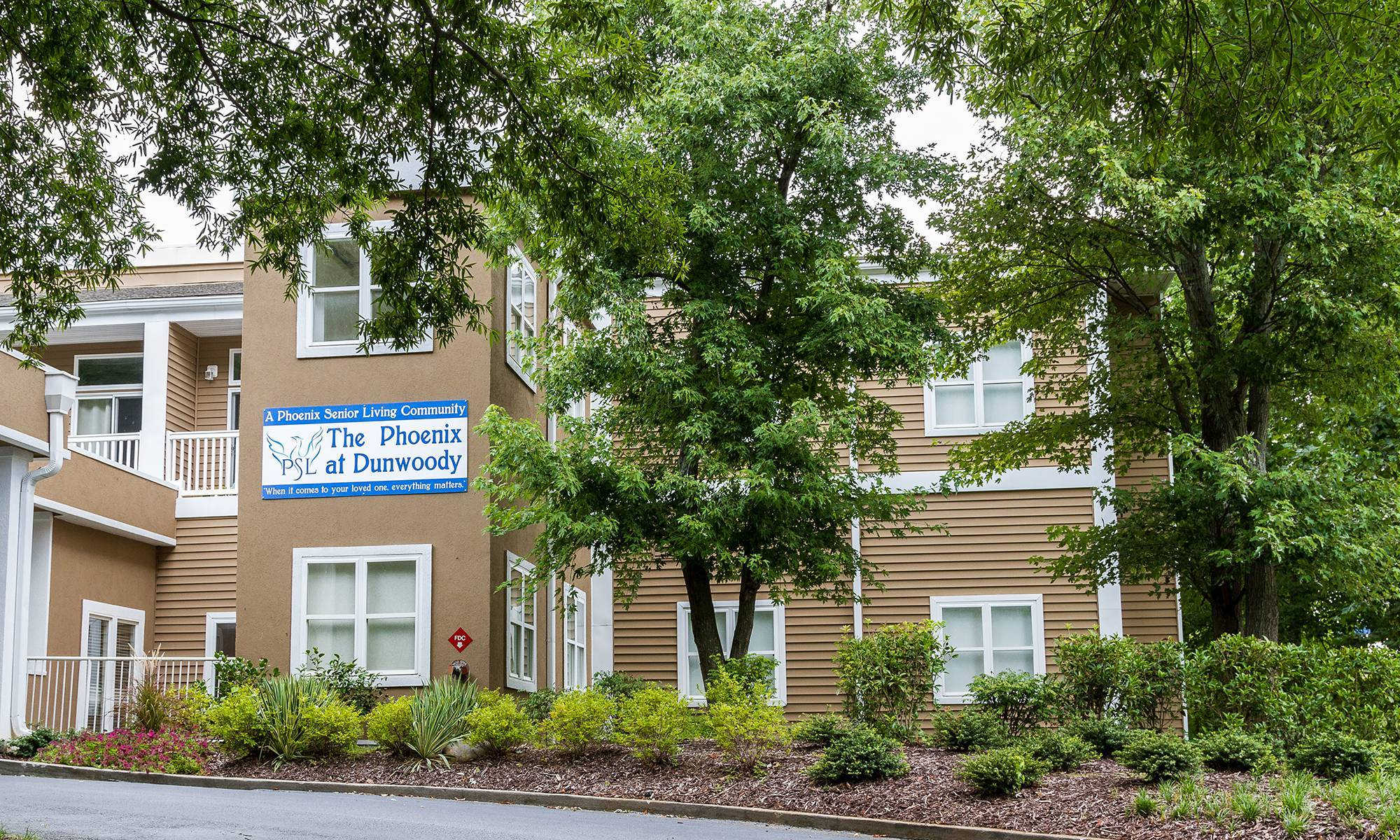 Senior living in Dunwoody, GA