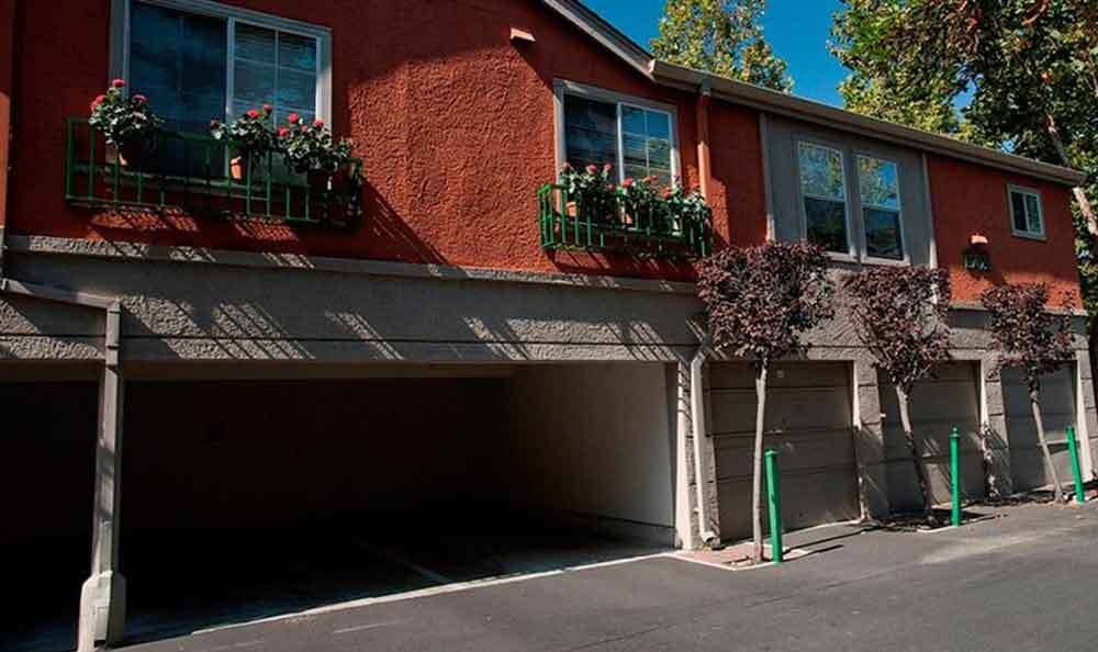 Garages And Covered Parking At Our Apartments In Santa Clara