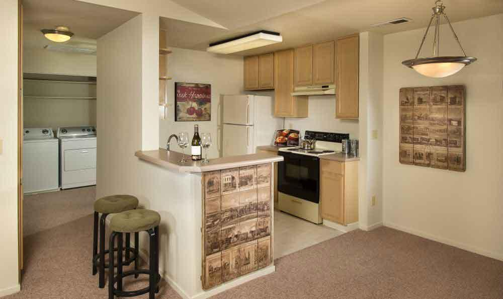 Kitchen At Our Livermore Apartments