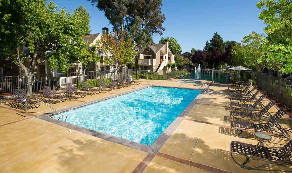 Pool At Our San Ramon Apartments