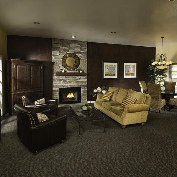 Clubhouse at Willow Creek Apartments