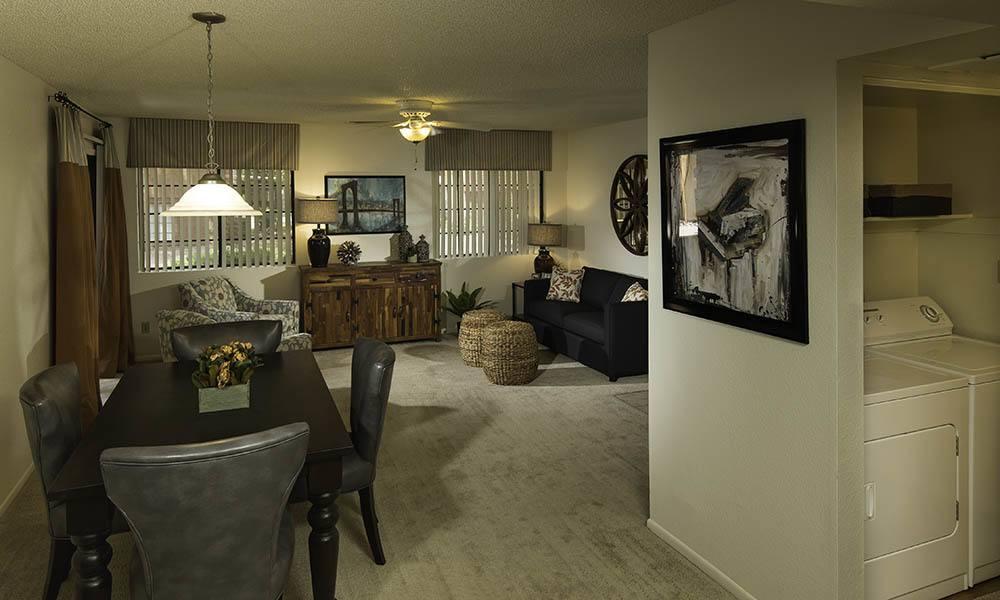 Large Living Space at Vista Montana in Gilbert, AZ