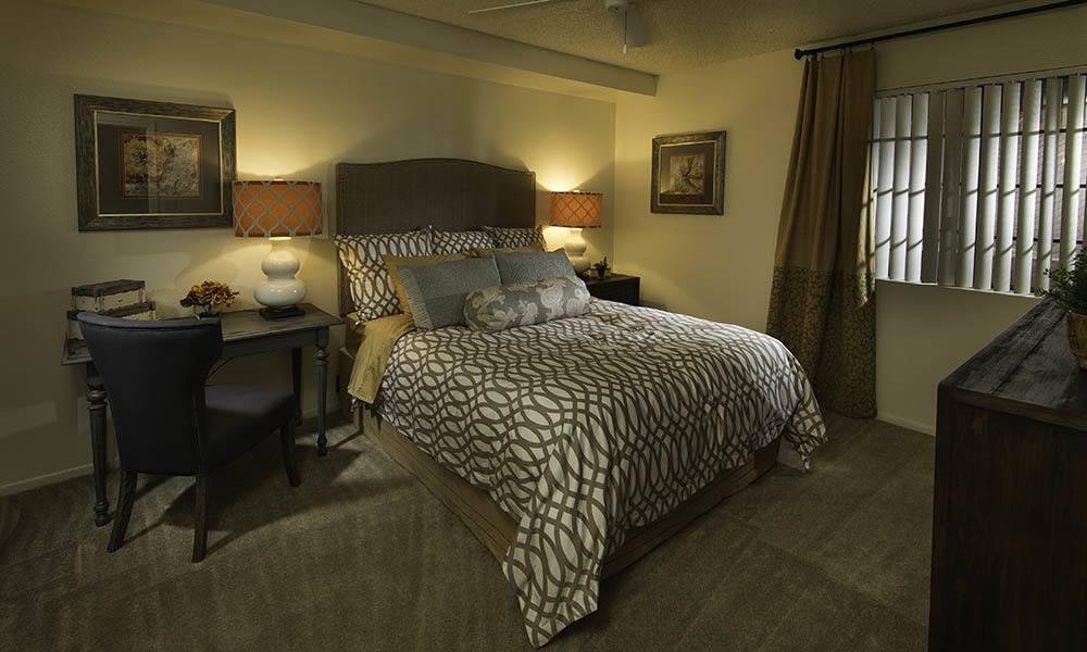 Spacious Bedroom at Vista Montana in Gilbert, AZ