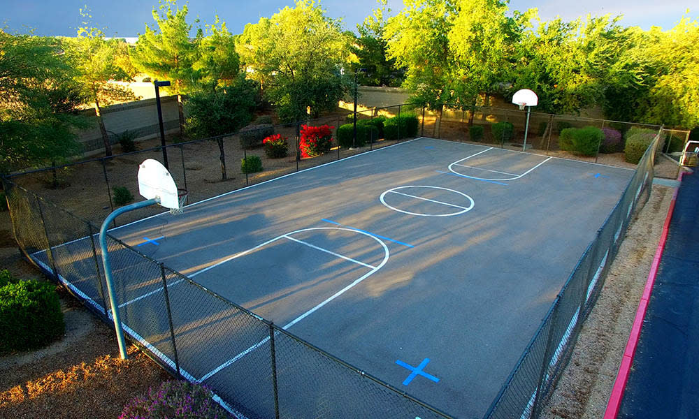 Basketball Court at 2150 Arizona Ave South in Chandler, AZ