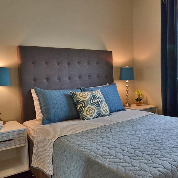 Comfortable bedroom at 2150 Arizona Ave South