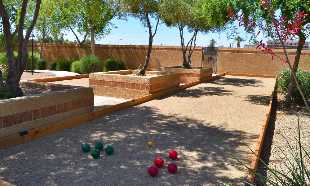 Bocce Ball at 2150 Arizona Ave South in Chandler, AZ