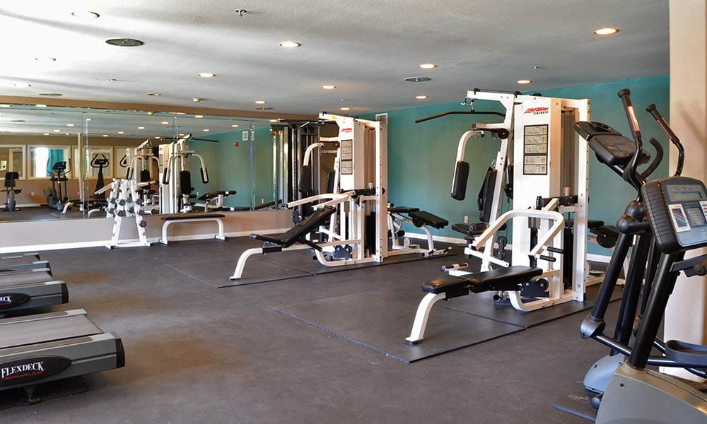 Fitness Center at 2150 Arizona Ave South in Chandler, AZ
