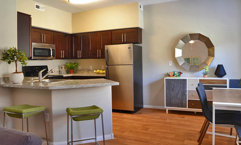 Kitchen And Dining Area at 2150 Arizona Ave South in Chandler, AZ