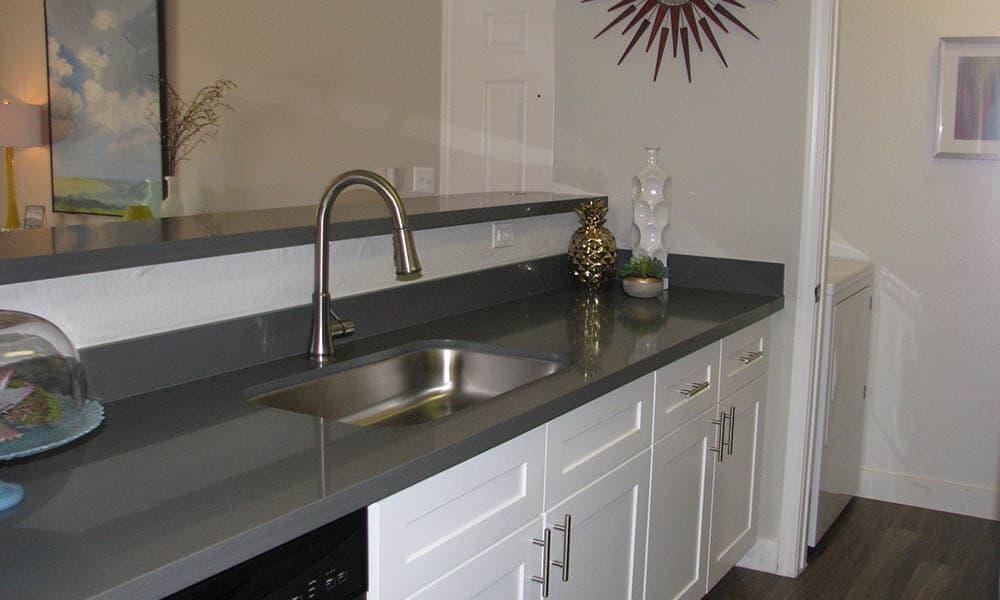 Kitchen Sink at Ocotillo Bay Apartments in Chandler, AZ
