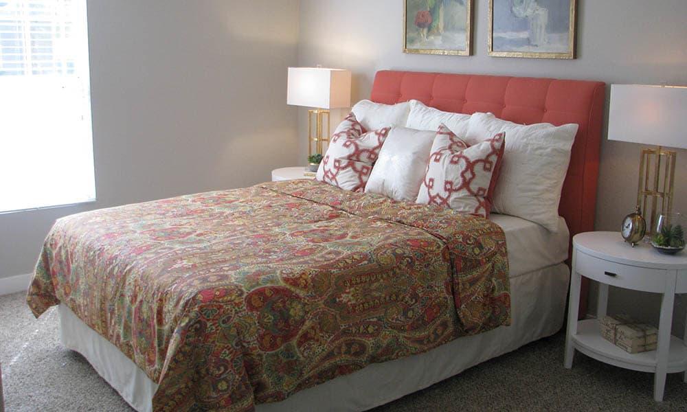 Large Bedroom at Ocotillo Bay Apartments in Chandler, AZ