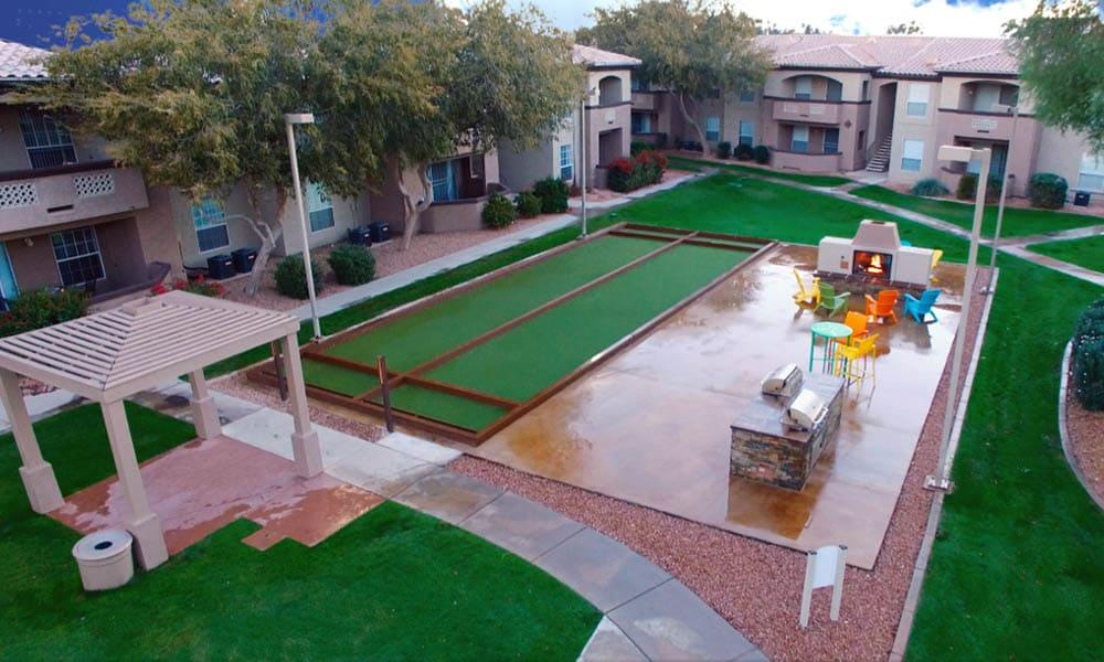 Outdoor Recreation Area at Ocotillo Bay Apartments in Chandler, AZ