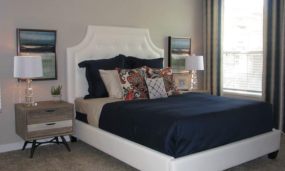 Spacious Master Bedroom at Ocotillo Bay Apartments in Chandler, AZ