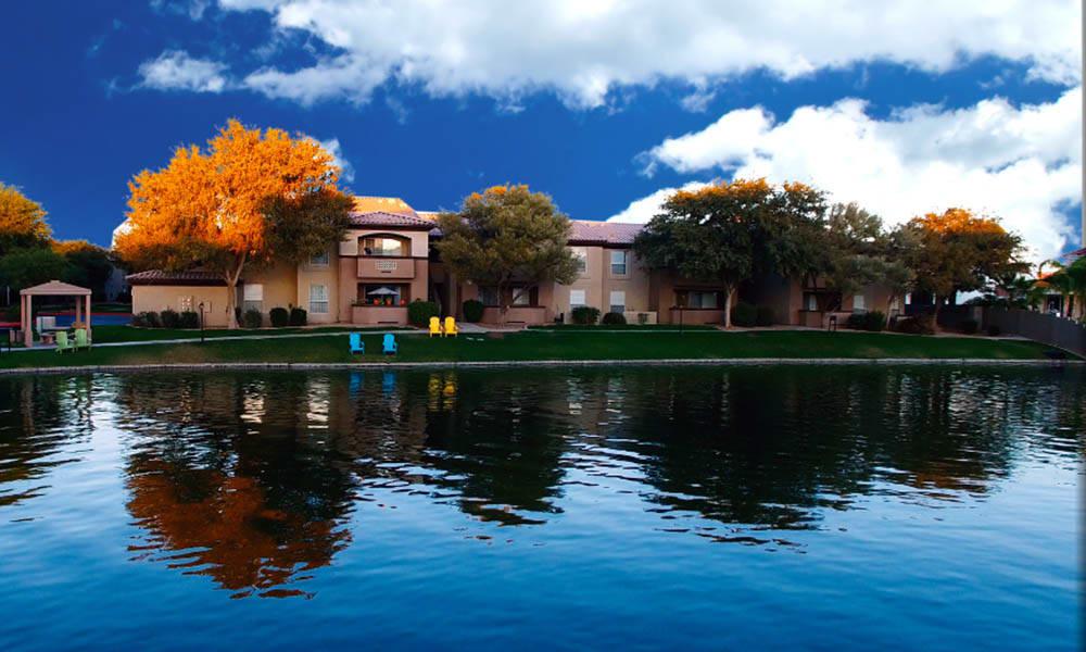 Waterfront at Ocotillo Bay Apartments in Chandler, AZ