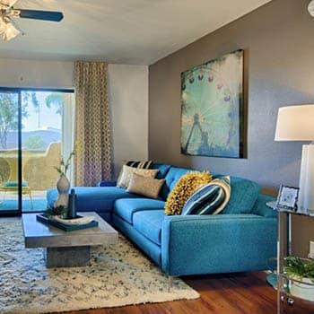 Wonderful 1 & 2 bedrooms for rent in Scottsdale