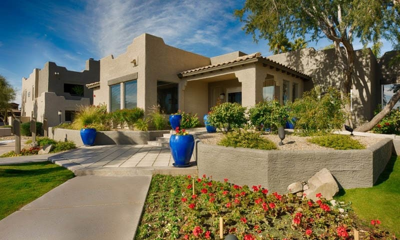 Leasing Office at Cabrillo Apartments in Scottsdale, AZ