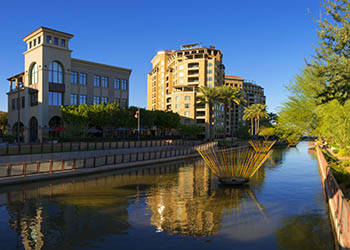 Local attractions near the apartments for rent in Scottsdale