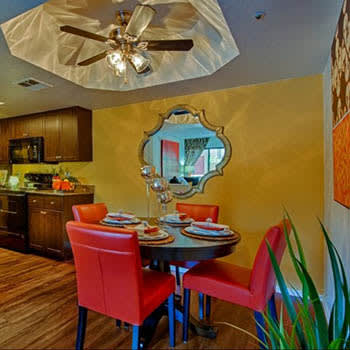 Exquisitely Appointed Floor Plans in Scottsdale, AZ