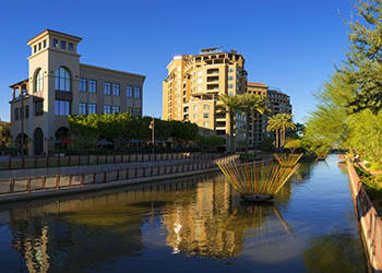 Local employers near the apartments for rent in Scottsdale