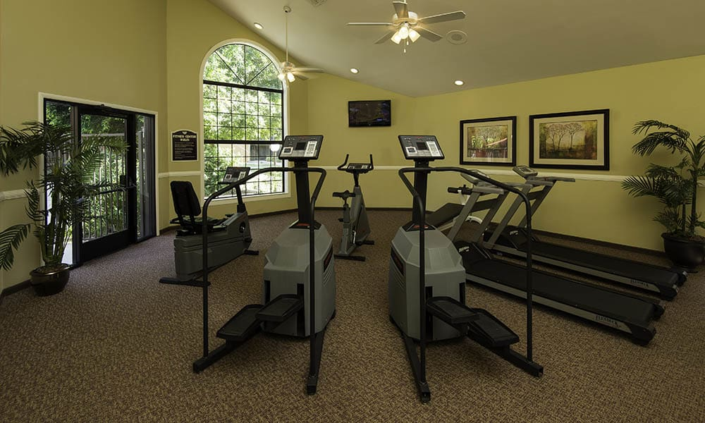 Fitness Center at Waterford Place Apartments in Mesa, AZ