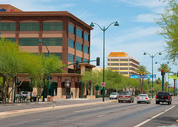 Local attractions near the apartments for rent in Mesa