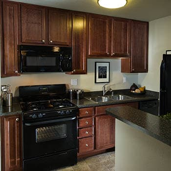 Enjoy the apartment amenities at UCA Apartment Homes